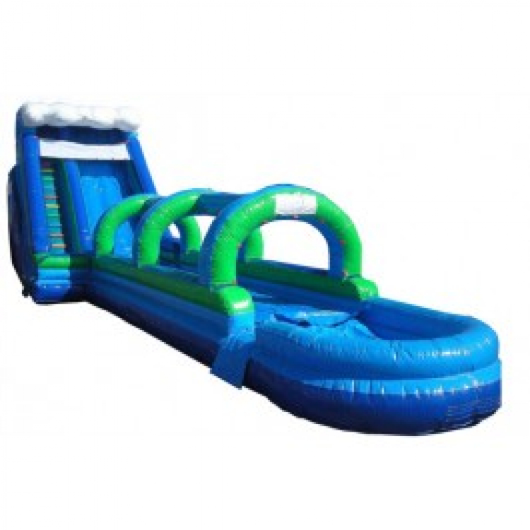 18' Hurricane Waterslide