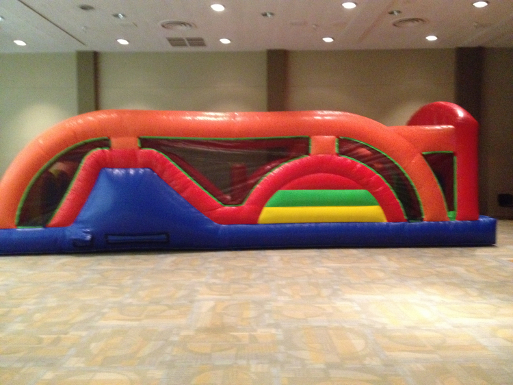 40' Obstacle Course
